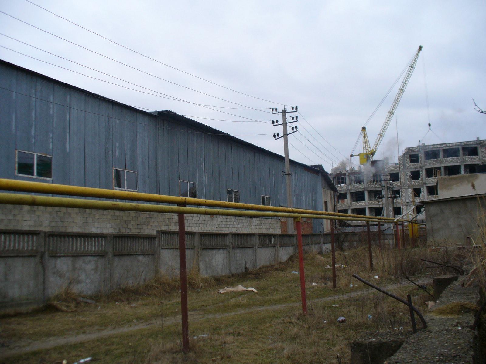 Constructie de producere, mun. Balti, str. Krilov