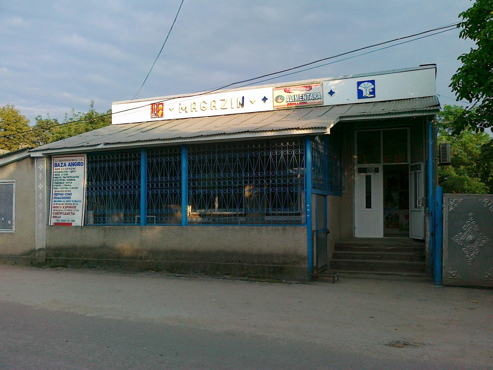 Constructie comerciala, or. Edinet