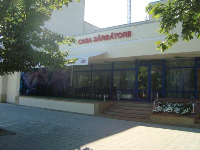Constructie comerciala - Cinematograf, mun. Ungheni