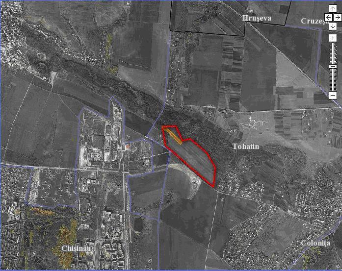 Loturi de teren agricol, com. Tohatin