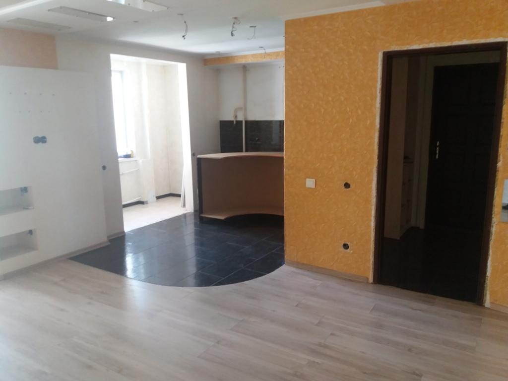Apartament cu suprafața de 84.4 m.p., amplasat în Chișinău, str. Alba Iulia 194/1
