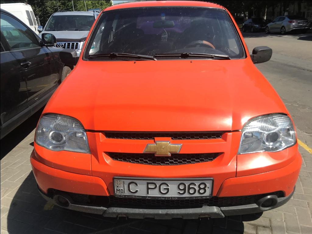 Niva Chevrolet CPG968