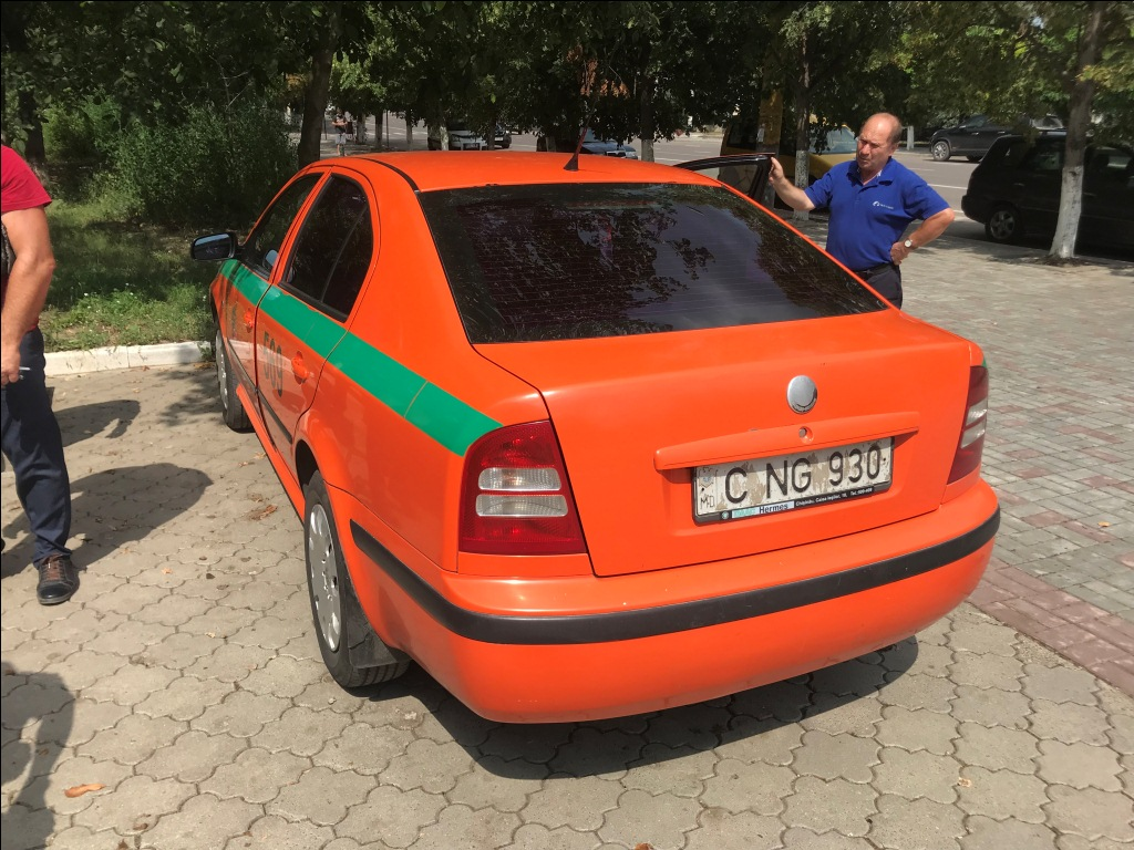 Skoda Octavia CNG930