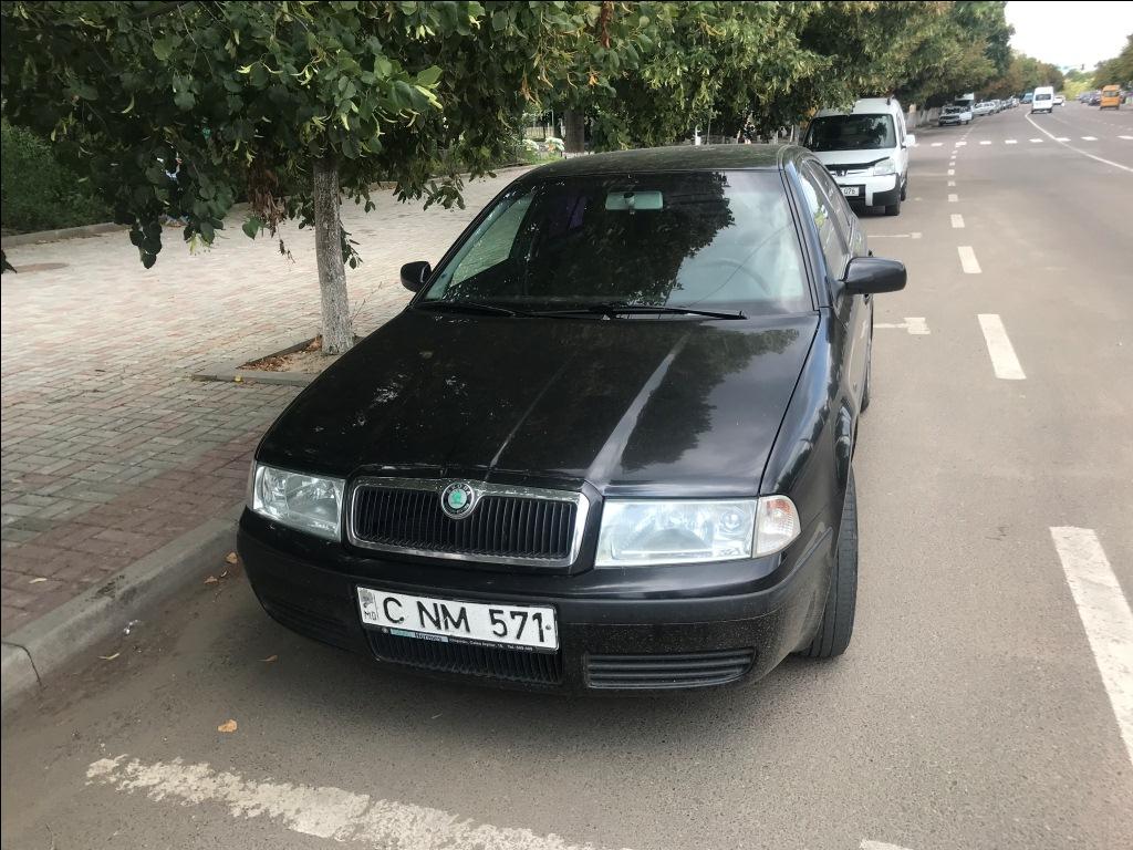 Skoda Octavia CNM571