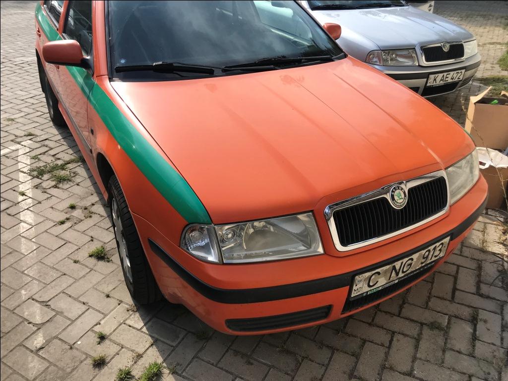 Skoda Octavia CNG913