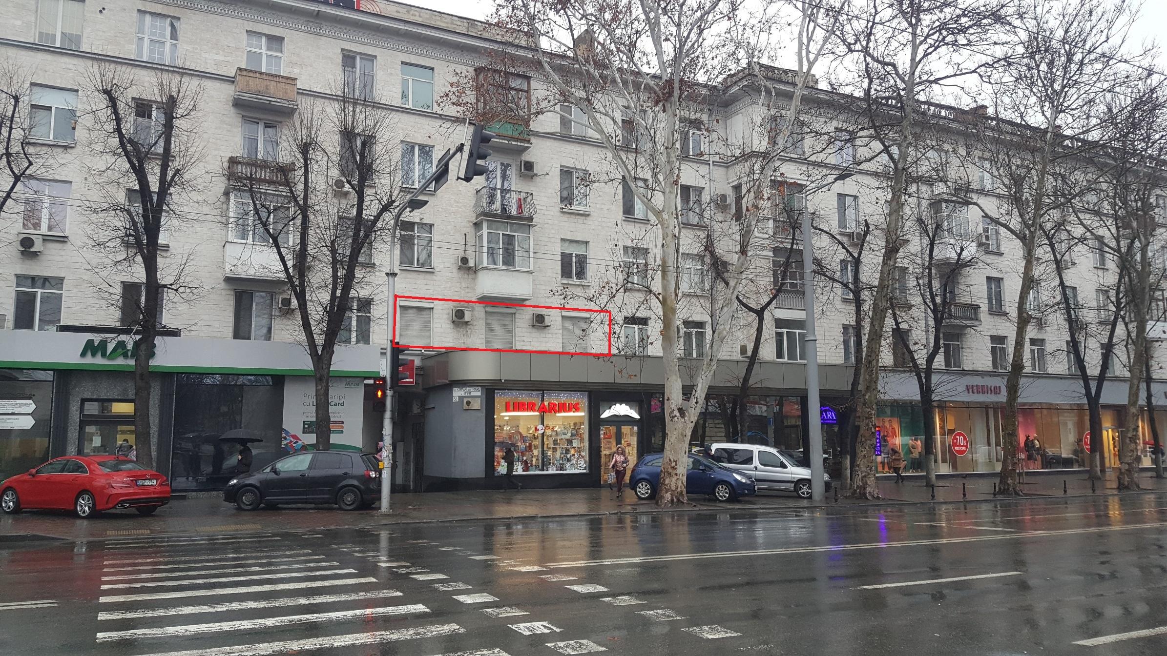 Apartament/Oficiu Chisinau Centru